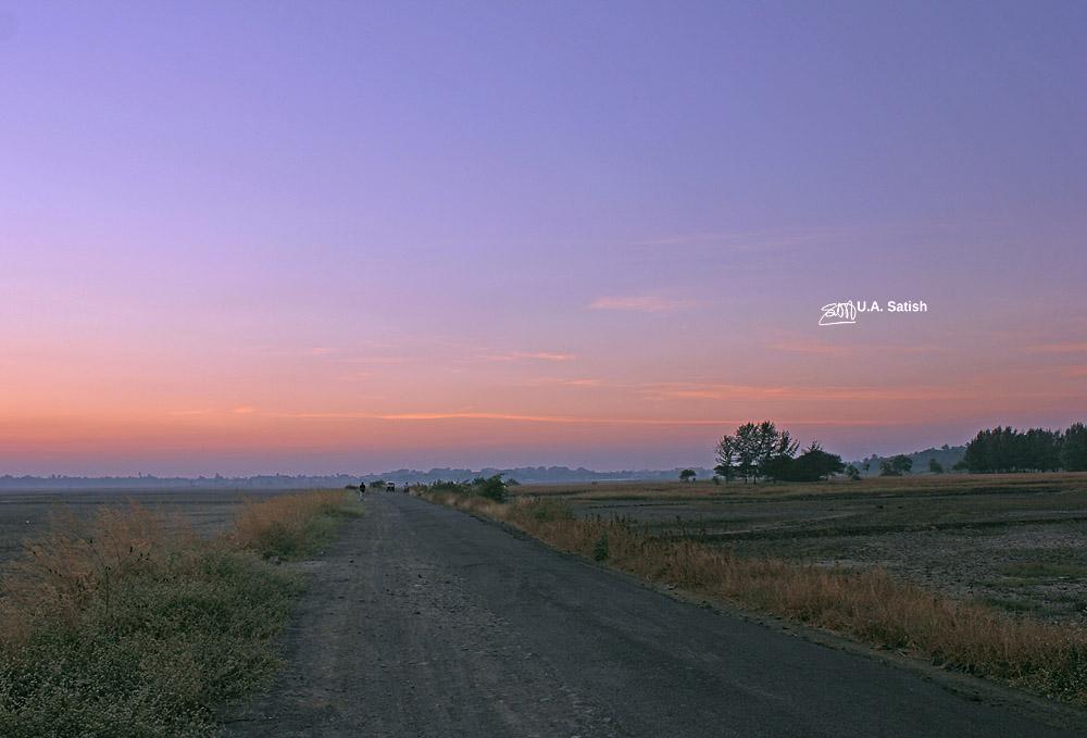 uasatish, India, Vasai, travel, sunset,