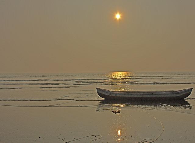 uasatish, India, beach, nature, Kalamb Beach, Vasai,