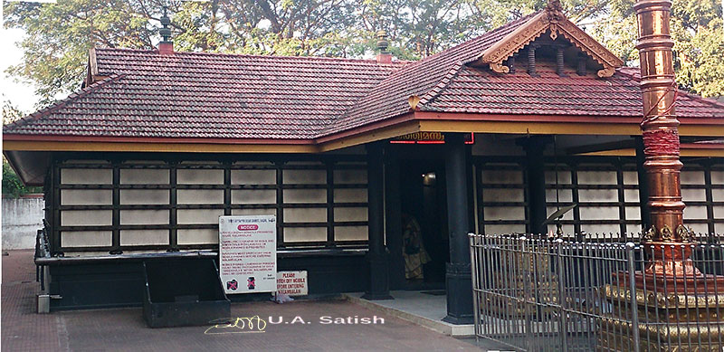 sree ayyappa temple in vasai u a satish