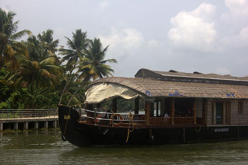 Houseboat; Alappuzha; Kuttanad; Kerala; India; iutdoor; travel; Punnamada Lake; uasatish;