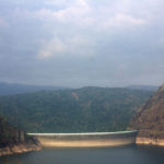 Idukki Arch Dam; Kerala; Idukki; India; lake; rocks; sky; uasatish; outdoor; travel;