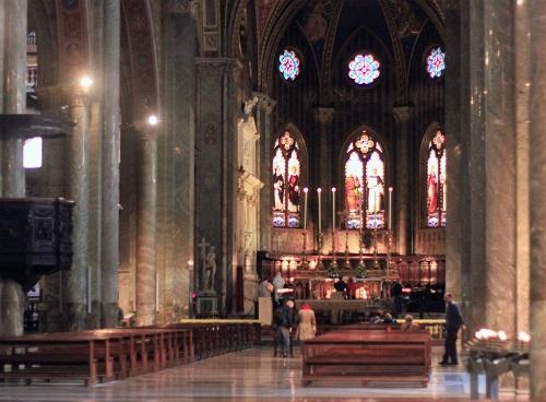 Basilica di Santa Maria Sopra Minerva; Rome; Italy; church; architecture; travel; uasatish;