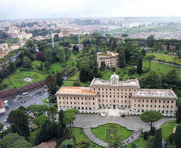 St. Peter's Basilica; Vatican City; Roma; Italia; outdoor; architecture; travel; uasatish; Rome; Italy; Papal Residence;