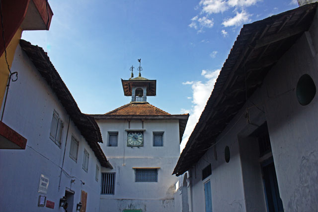 Fort Kochi; Kerala; India; Jewish Synagogue; outdoor; architecture; uasatish; Mattancherry;