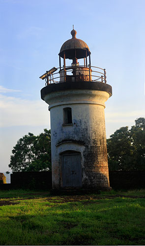 Thalassery Fort; Thalassery; Tellicherry; Kerala; India; outdoor; uasatish; Lighthouse;