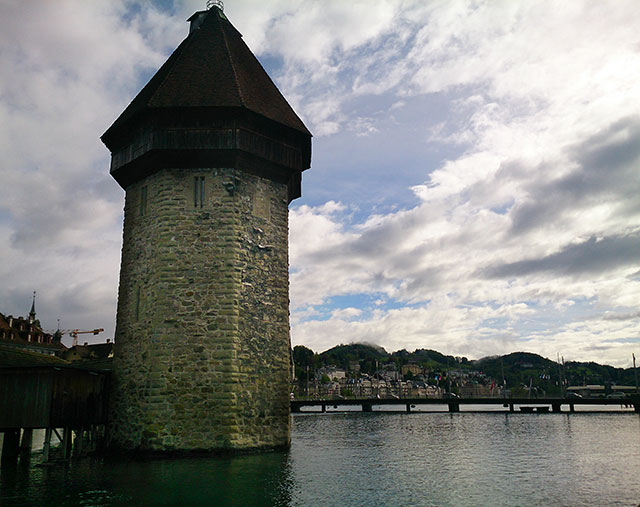 Chapel Bridge; Lucerne; Switzerland; outdoor; bridge; River Reuss; uasatish; travel;