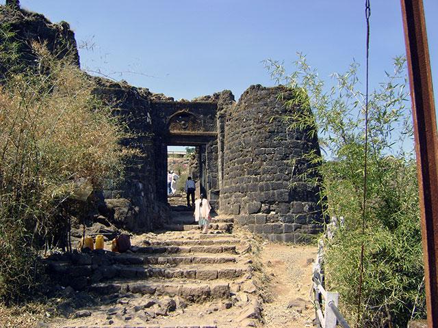 Sinhagad Fort; Thoptewadi; Maharashtra; India; outdoor; fort; uasatish;