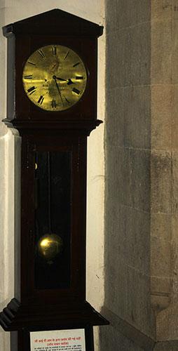 Mumbai CST; UNESCO world heritage site; Mumbai; India; Central Railway; uasatish;; clock;