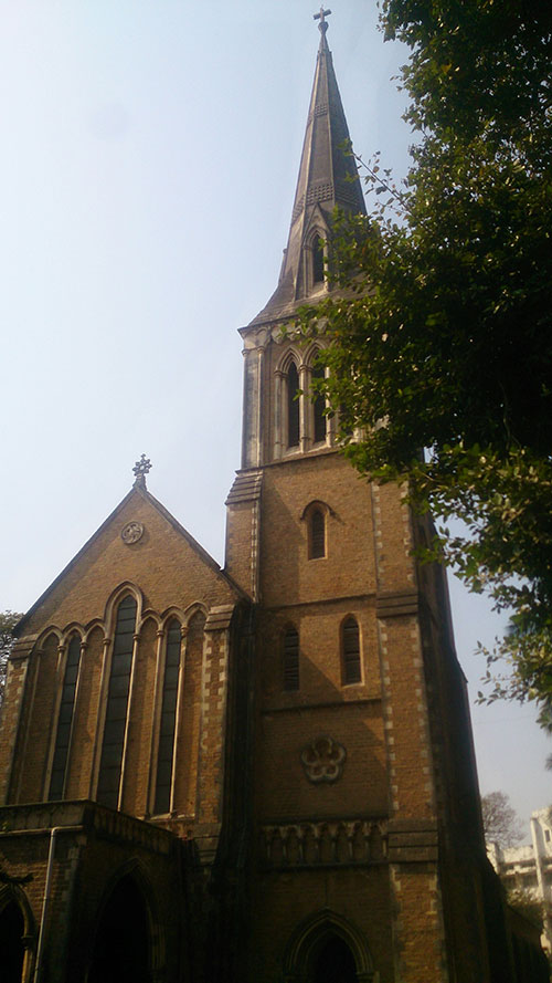 Afghan Church; Colaba; Mumbai; India; church; heritage building; architecture; uasatish; outdoor:;