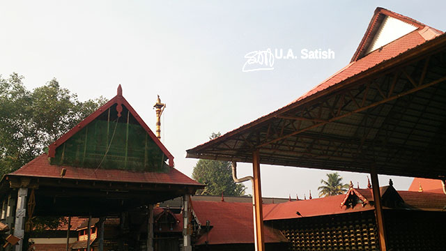 Ambalapuzha; Sree Krishna Temple; Kerala; India; outdoor; uasatish; buildings;