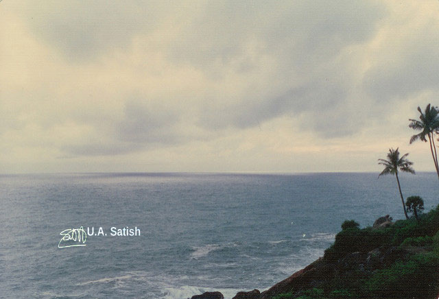 Kovalam Beach; beach; sea; sand; sky; uasatish; Kerala; India;