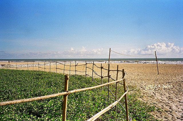 Majorda Beach; Goa; India; beach; sea; sand; sky; uasatish;