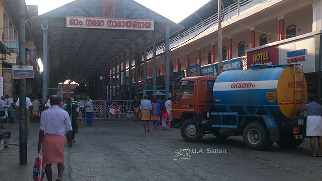 Guruvayur; Kerala; India; uasatish;temple; Sri Krishna;