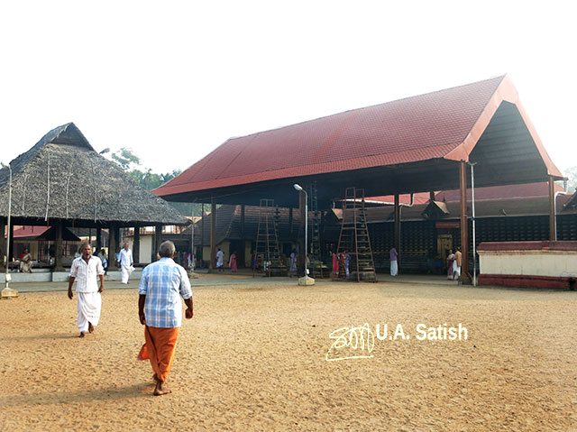 temple; India; architecture; uasatish; Ambalapuzha Temple; Ambalapuzha; Kerala;