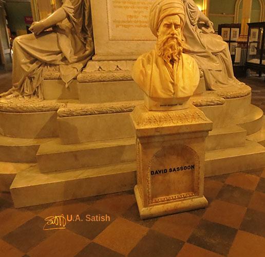Bhau Daji Lad Museum; Mumbai; Byculla; India; museum; Jijanata Udyan; Victoria Gardens; uasatish; David Sassoon; marble bust;