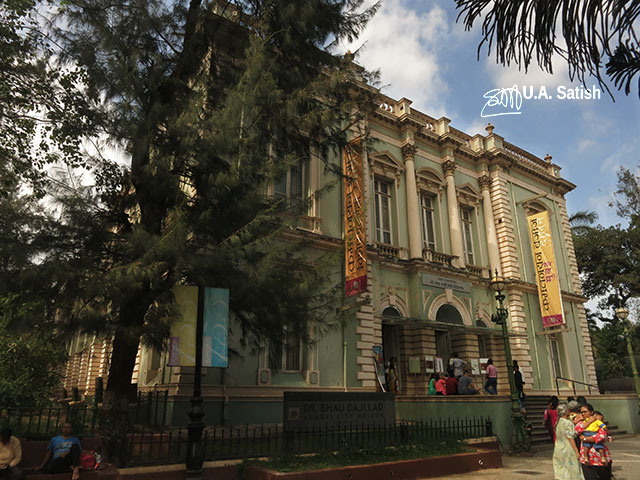 Bhau Daji Lad Museum; Mumbai; Byculla; India; museum; Jijanata Udyan; Victoria Gardens; uasatish; building;