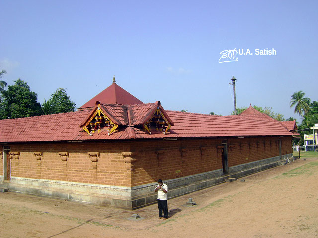 temple; India; architecture; uasatish; Sundareshwar Temple; Kannur; Kerala;