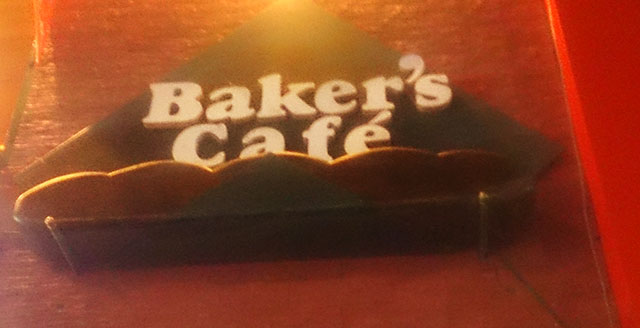 Baker's Cafe; Gangtok; Sikkim; India; MG Road; uasatish;