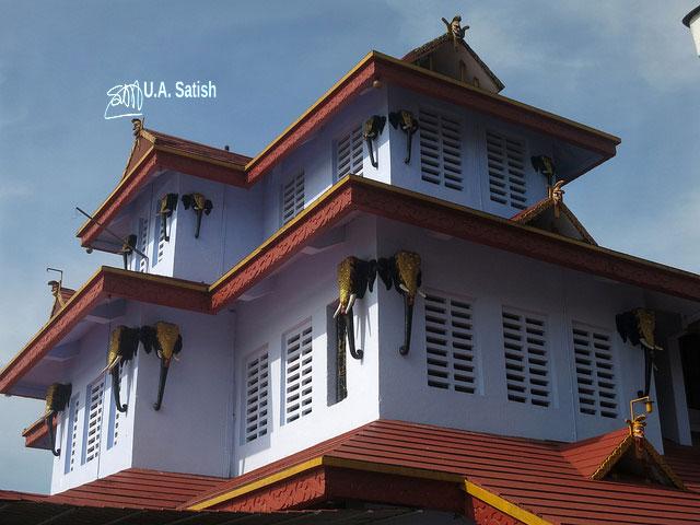 Sree Muthappan Madappura; Kannur; Kerala; India; temple; uasatish;