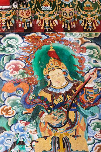 Rumtek Monastery; Sikkim; India; Gangtok; uasatish;