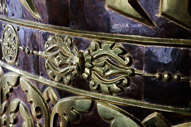 Pemayangtse Monastery; Pelling; Sikkim; India; prayer wheel; uasatish;