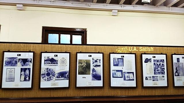 Mani Bhavan; Mumbai; India; Gamdevi; uasatish;; picture gallery;