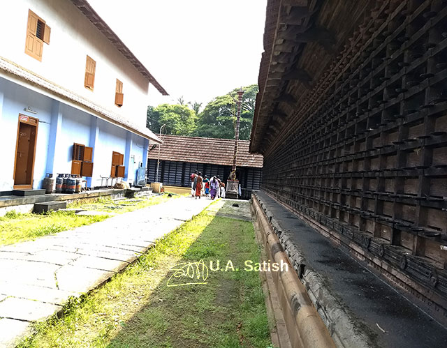 Thali Kshetram; Kozhikode; Kerala; India; architecture; temple; uasatish;