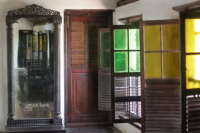 Kerala; Arakkal Palace; Kannur; India; heritage site; uasatish; room;