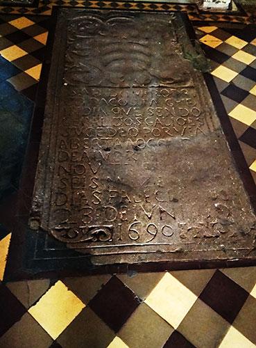 Basilica of Bom Jesus; Goa; church; India; Old Goa; Velha Goa; gravestone; ancient; heritage site; uasatish;