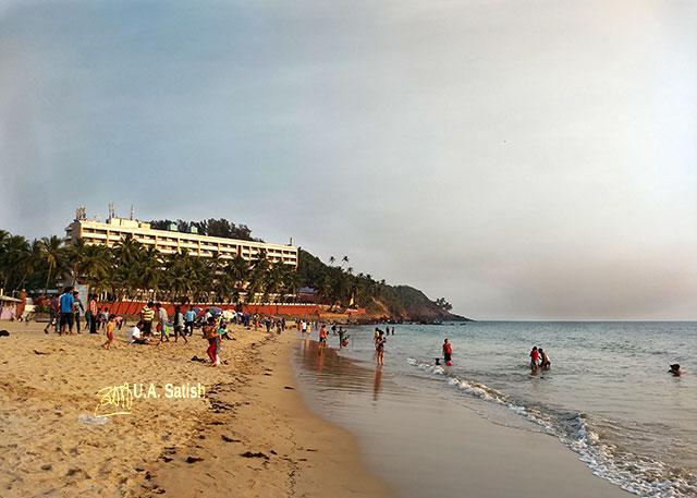 Bogmalo Beach; Goa; Bogmalo; India; sea; sand; sky; uasatish; Bogmalo Resort;