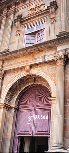 Basilica of Bom Jesus; Goa; India; Old Goa; Velha Goa; UNESCO World Heritage site; church; uasatish;