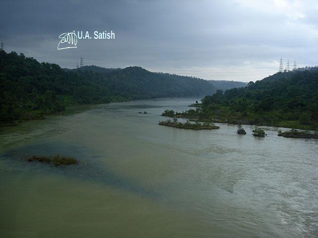 Singrauli; India's energy capital; coal mining; thermal power plant; India; Madhya Pradesh; uasatish; Rihand River;