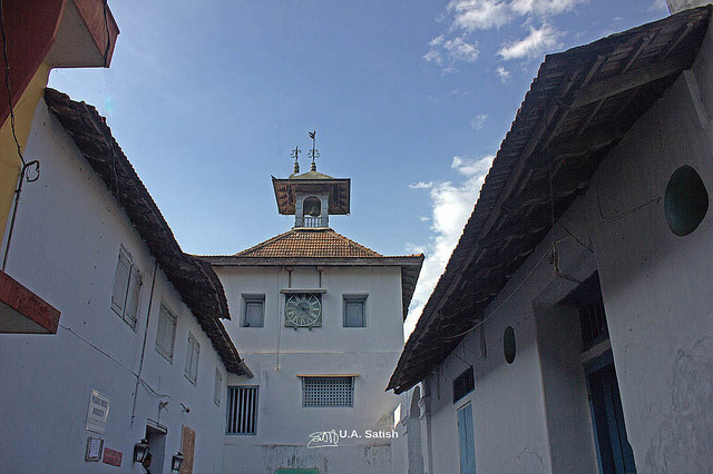 uasatish, India, Kerala, Kochi, synagogue, blog, photography,