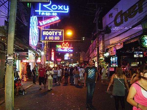 uasatish, Pattaya, Thailand, Walking Street, travel, photography,