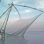 Chinese Fishing Net, India, Kochi, uasatish, Kerala,