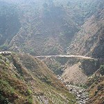 India, uasatish, Dalhousie, Pathankhot, Himachal Pradesh, road,