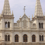 India, Kochi, Kerala, Santa Cruz Basilica, uasatish; outdoor; architecture;, Fort Kochi;