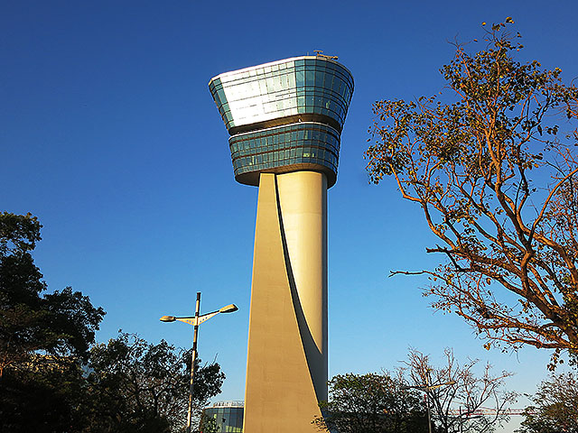 uasatish, Mumbai, India, airport, ATC Tower,