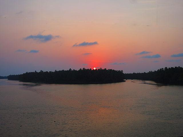 uasatish, India, Kariyankode River, Kerala, nature,
