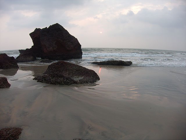 uasatish, India, Kerala, Kannur, Payyambalam Beach,