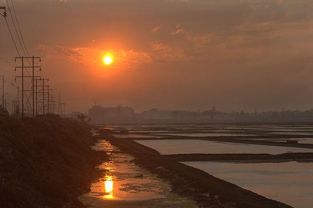 uasatish, India, Mumbai, Vasai, nature, sunset,