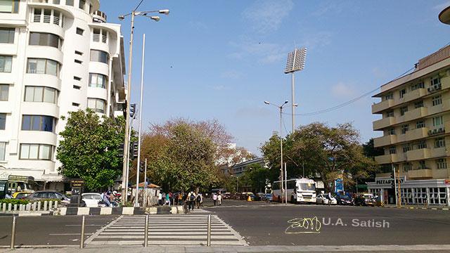 Mumbai, India, South Bombay, uasatish, city, Churchgate Area,