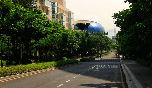 Pune; India; Infosys Campus; uasatish; http;//uasatish.com;
