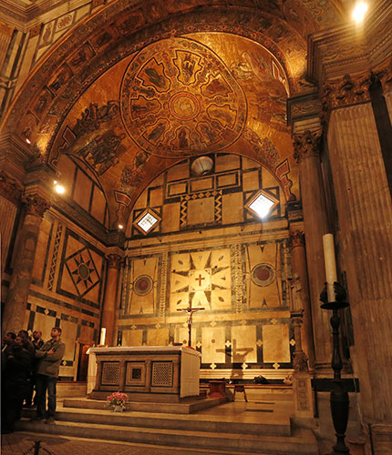 Santa Maria del Fiore; cathedral; Florence; Firenze; Italy; Gothic architecture; indoor; uasatish; https://uasatish.com; altar;
