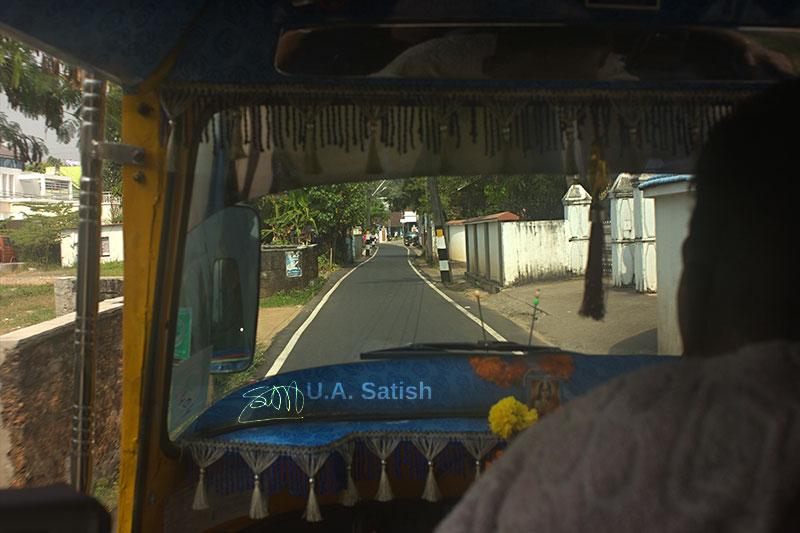 Kochi; street; Ernakulam; outdoor; autorickshaw; uasatish;