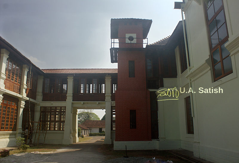Tripunithura Palace; Tripunithura; Kochi; Kerala; India; building; outdoor; uasatish; https://uasatish.com;