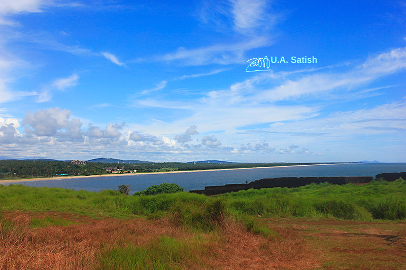 Bekal; Bekal Fort; Kerala; India; uasatish; https://uasatish.com;