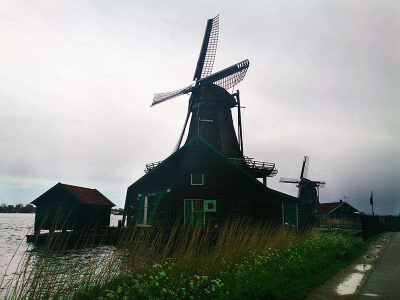 windmills; Netherlands; outdoor; uasatish; https://uasatish.com; sky;
