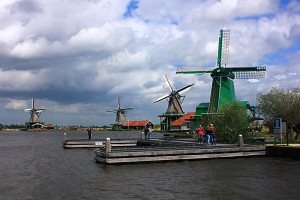 windmills; Netherlands; outdoor; uasatish; https://uasatish.com; clouds; sky;