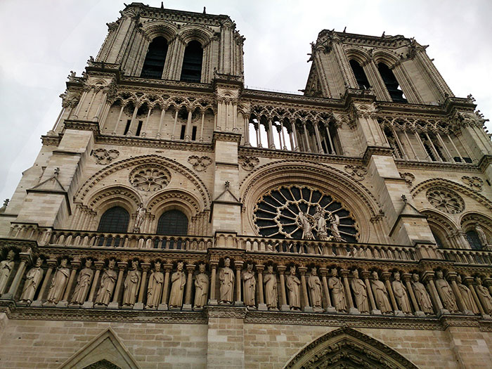 Notre Dame Cathedral; Paris; cathedral; architecture; uasatish; outdoor;